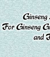 Ginseng Clothing and  Hats